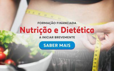 Formação Financiada – Nutrição e Dietética