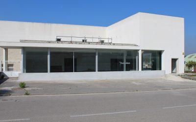 Empresa em Zona Industrial de Soure arrenda parte do seu espaço