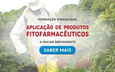 Formação Aplicação de Produtos Fitofarmacêuticos (A.P.F.)