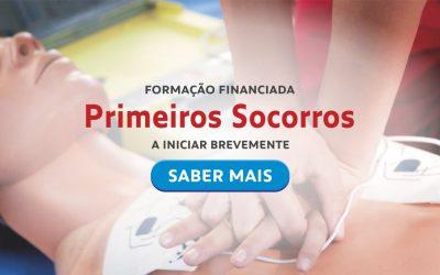 Formação Financiada – Primeiros Socorros