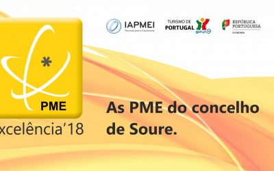 As PME Excelência 2018 de Soure