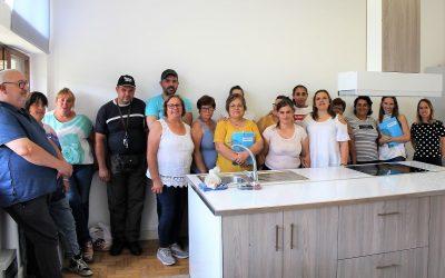 Curso de cozinheiro/a. Concluída mais uma ação de formação na AESoure