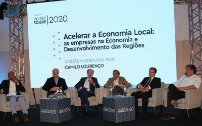 Invest Soure 2020 realizou-se no pavilhão multiusos e foi um seminário muito participado