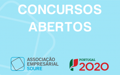 Concursos abertos no Portugal 2020