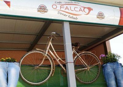 Café Snack-Bar O Falcão