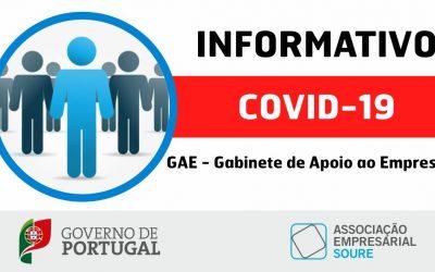 COVID-19   Apoio extraordinário aos sócios-gerentes de sociedades