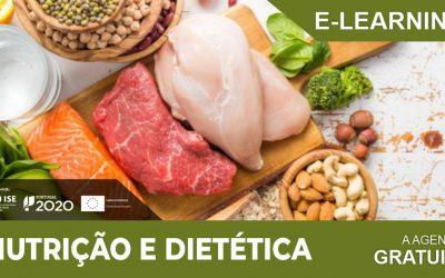 Nutrição e Dietética – Formação online