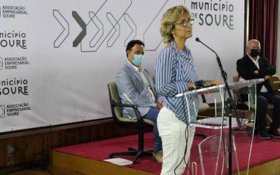 Ana Abrunhosa, ministra da Coesão Territorial visitou Soure