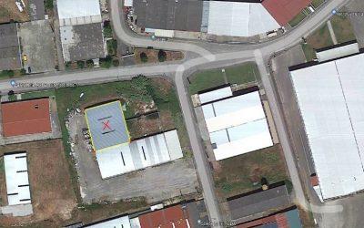 Arrenda-se armazém em Zona Industrial de Soure